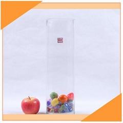 Cylinder Glass Vase Hot Sale