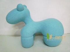 Eero Aarnio Cashmere Pony Chair