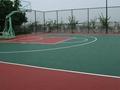 Full PU Basketball Court Flooring