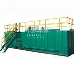 HY-DS型一体化工业污水处理设备