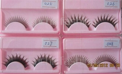 Handmade eyelashes factory