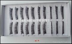 Handmade false eyelashes