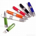 New product,pendrive business,usb flash drive pen with laser presenter,usb flash 1