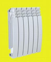 aluminum radiator for home heating  80*100*580
