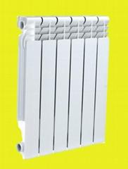 aluminum radiator for home heating  78*78*580