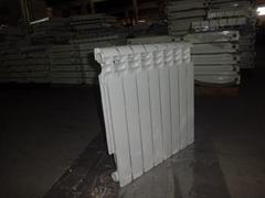 aluminum radiator for home heating  70*70*580