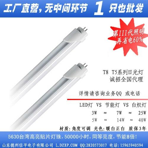 T5led日光灯管9w 1