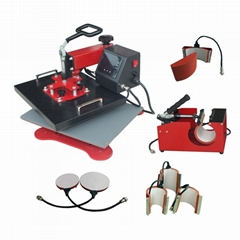 Digital Combo Heat Press Machine