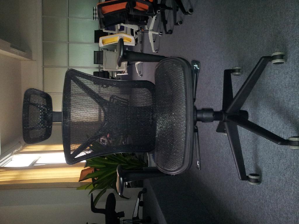 Mesh chairs 1