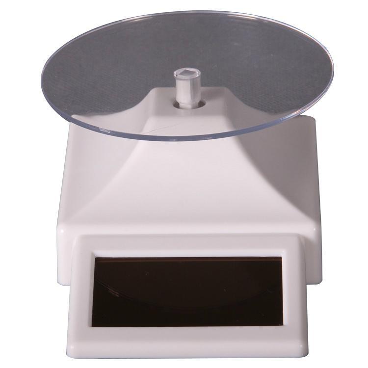 各類小電子產品展示器 太陽能轉盤 1