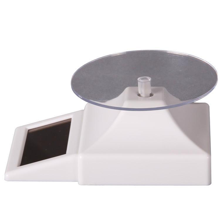 各類小電子產品展示器 太陽能轉盤 2