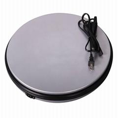 儿童服飾展示轉盤  360度旋轉展示台 圓盤直徑35CM