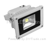 High power 10W 20W 30W 50W 70W 100W 120W outdoor LED Floodlight Bridgelux street