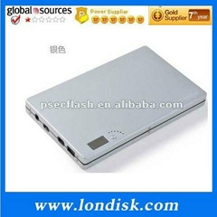33600mAh power supply for netbook / Overcharge protection notebook external batt