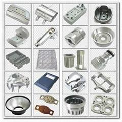 casting parts aluminum