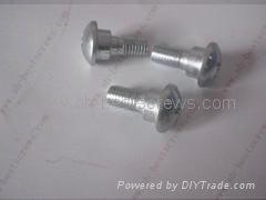 cross recessed Truss head steps thread screw  -for garden tools