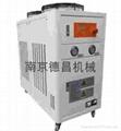 塑胶行业专用冷水机 1