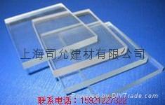 5mm透明pc耐力板
