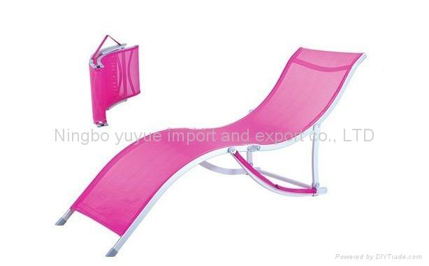 Beach folding bed 1