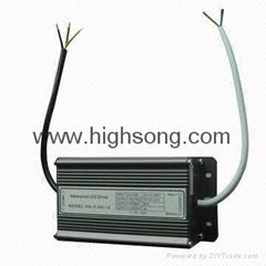 LED drivers waterproof led power supply 150W~200W