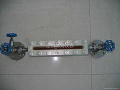 高溫高壓玻璃板液位計