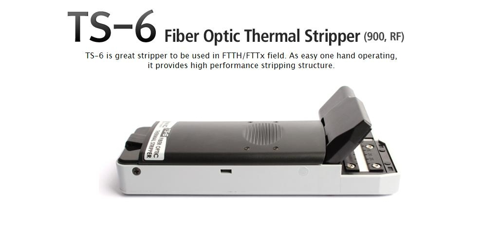 INNO TS 6900 RFFiber Optic Thermal Stripper 1