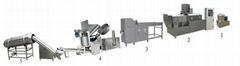 Frying Pellets Machinery