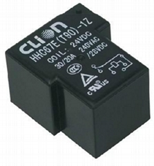 Miniature PCB relay T90