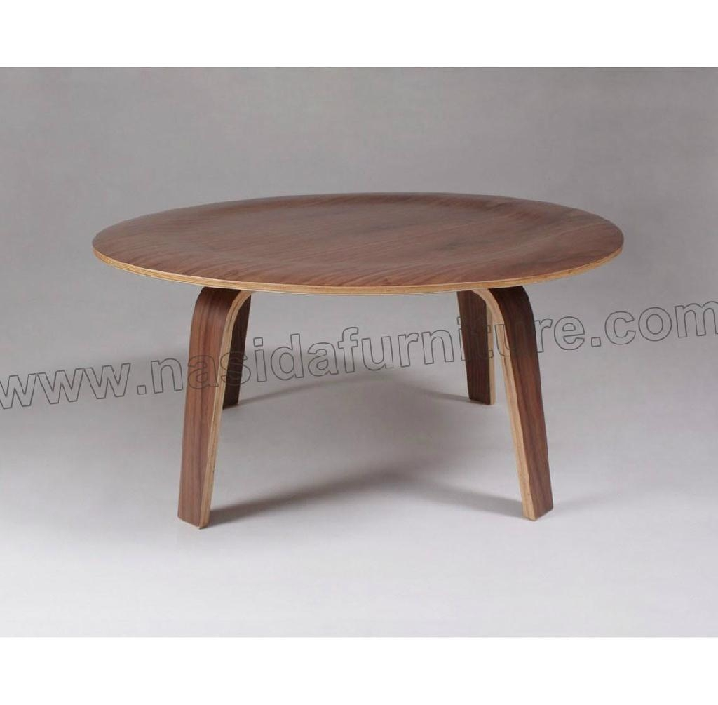 Eames Molded Plywood Coffee Table 1