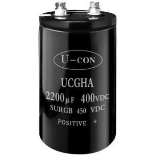 Screw Terminal Aluminum Electrolytic Capacitor 1
