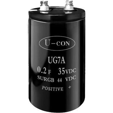 Screw Terminal Aluminum Electrolytic Capacitor 2