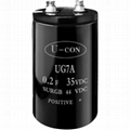 Screw Terminal type Aluminum Electrolytic Capacitor 4