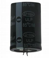 Snap-in Aluminum Electrolytic Capacitor