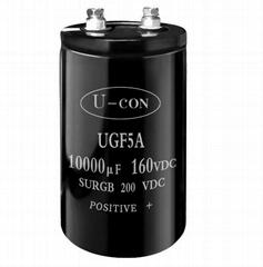 U-CON Screw terminal  Electrolytic Capacitor