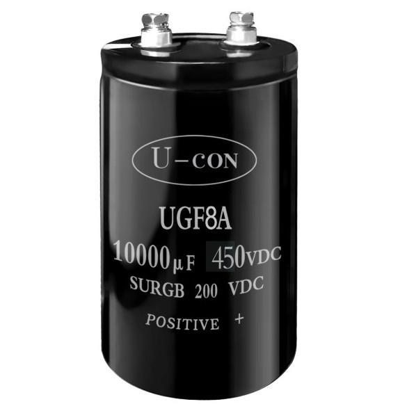 U-CON Screw terminal Aluminum Electrolytic Capacitor 1
