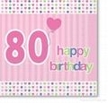 birthday color printed paper napkin 1