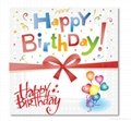 birthday color printed paper napkin 2
