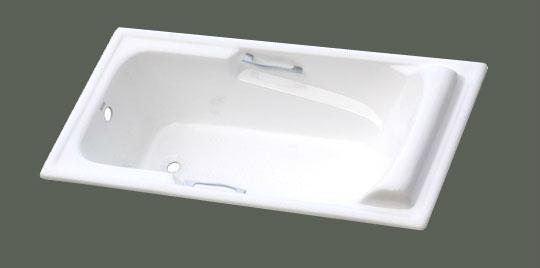 cheap build in cast iron bathtub NH-013 1