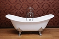 cast iron double slipper tubs NH-1005