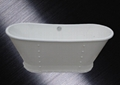 cast iron tubs with skirt NH-1008-5 2