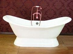 cast iron pedestal tubs NH-1010-2