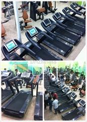2013 China Sport Show -New Treadmill  Fitness Equipment