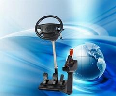 汽車駕駛模擬器一體機