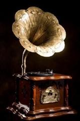 MYS Classic gramophone, CD player, Radio, nostalgic phonograph MYS103C