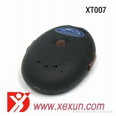 original xexun  mini gps tracker for elder and kids with dual talk function