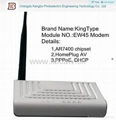 KT EPON Solution EM40 EoC Ethernet over Coax EoC Master
