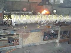 水料造粒机电磁加热节电改造