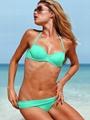 varous sizes 4 colors plain swimsuit bra set female costume apparel clothes 1