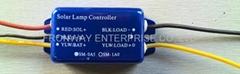 solar lamp controller  small charger controller  solar street light regulator