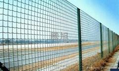 波浪型护栏